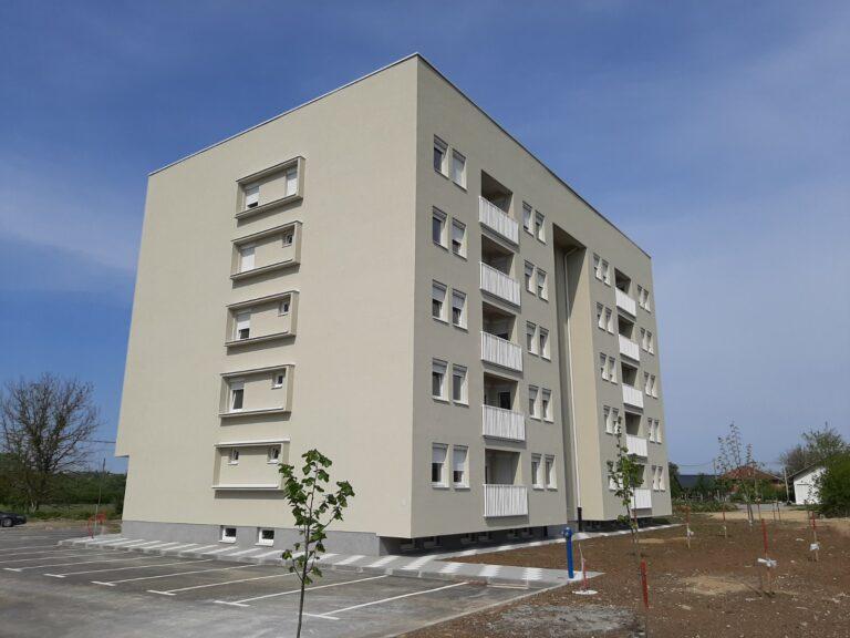 Raškovac 32 stana